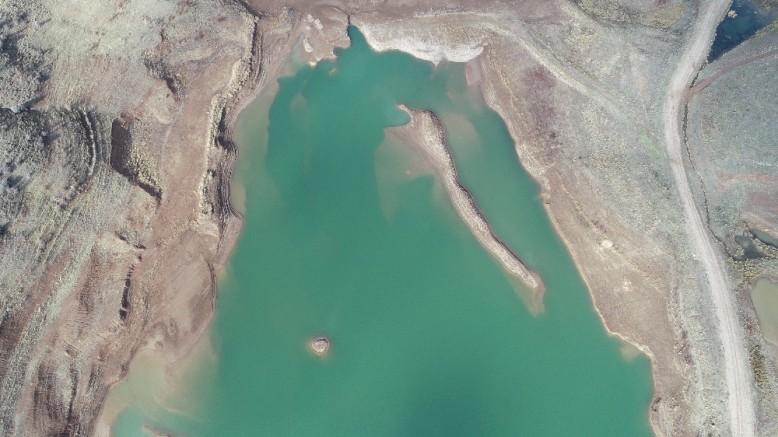 4 Eylül Barajı kuraklık alarmı veriyor