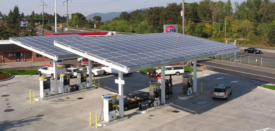 Akaryakıt istasyonlarına enerji çözümü