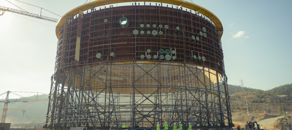 Akkuyu NGS'de kullanılacak reaktörler