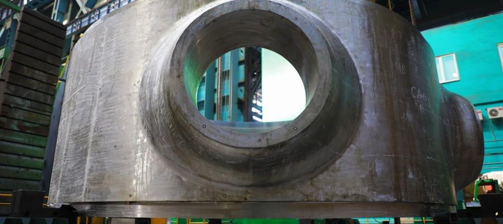 Akkuyu NGS'nin reaktör üretimine başlandı