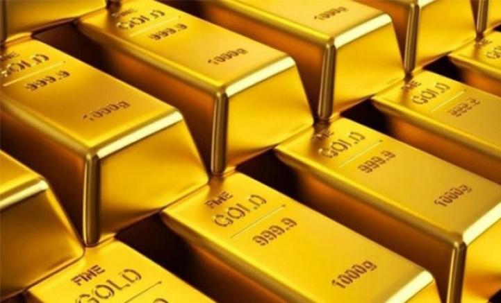 Altın 1,800 doların altına geriledi