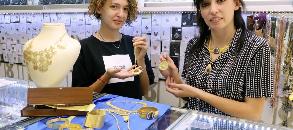 Altın kaplamalı gümüşlere talep arttı