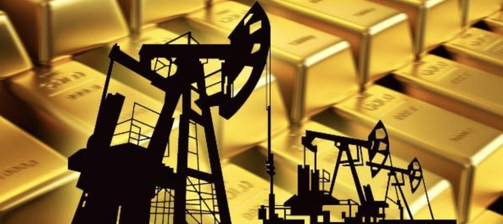 Altın ve petrol yükseldi