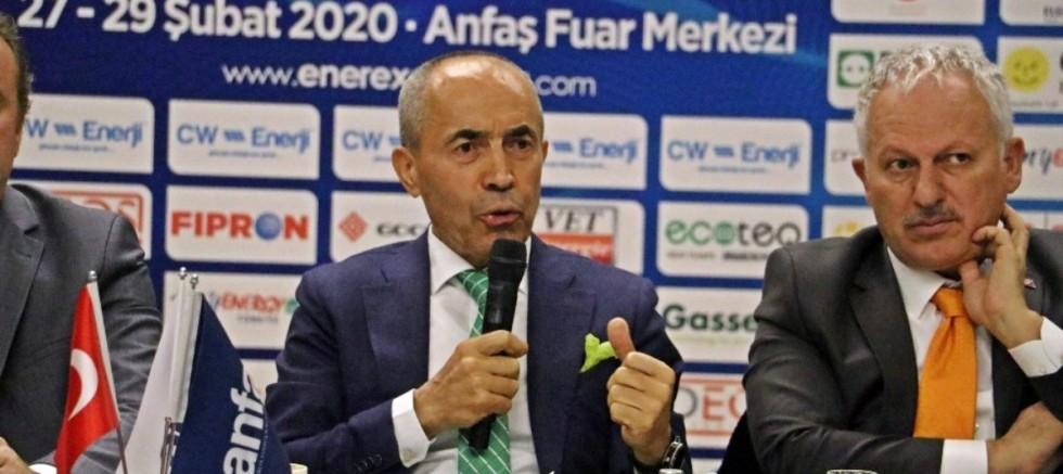 Antalya'da enerji buluşması