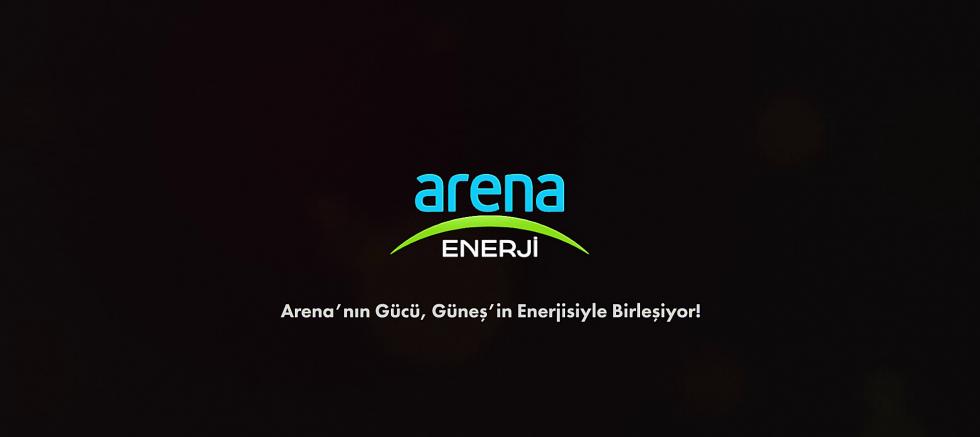 Arena'nın gücü, Güneş'in enerjisi ile birleşiyor