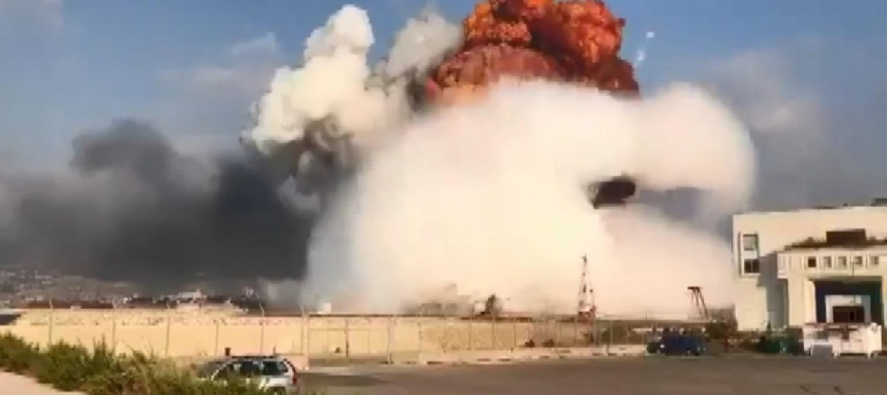 Beyrut'taki patlamaya neden olan madde nedir?