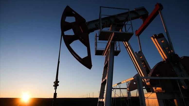 Birden kazanmaya yaklaşırken petrol sert düştü
