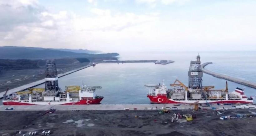 Doğalgaz ve ticarette yeni üs Filyos Limanı