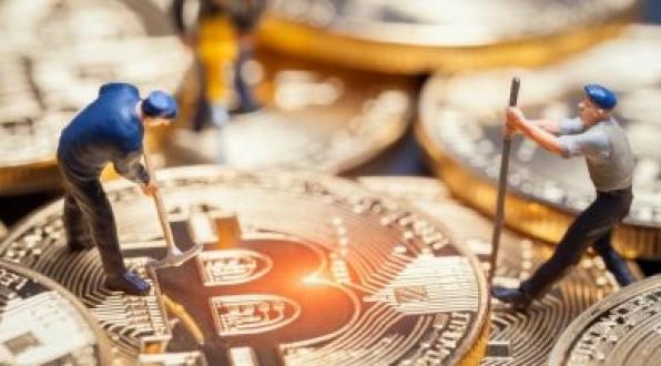 Elektrik Santralinde Bitcoin devri