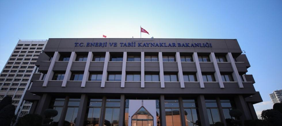 Enerji Bakanlığı'nda yeni daire