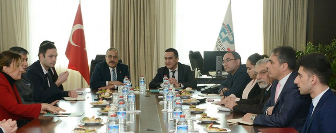 EPDK'ya Özbek ziyareti