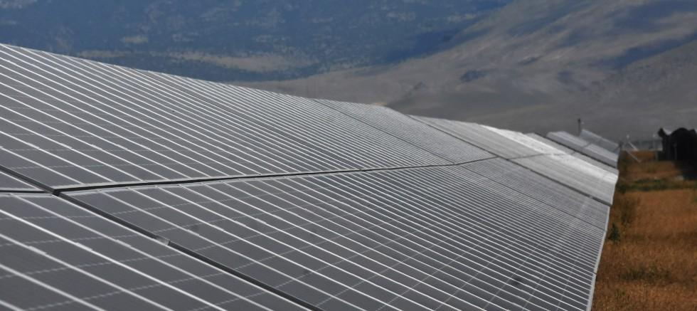 Güneş enerjisi üretim üssü açılıyor