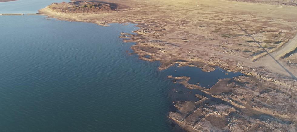 İzmir'deki barajlarda su seviyesi düştü
