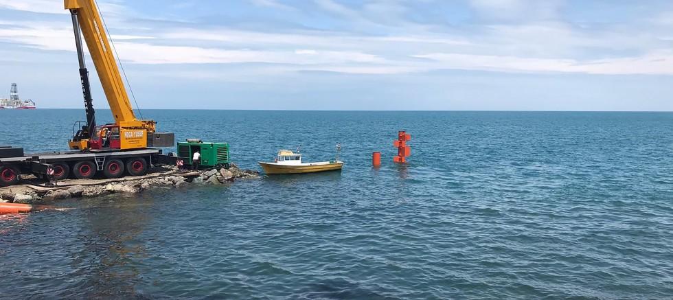 Karadeniz'in dalgalarından elektrik üretilecek
