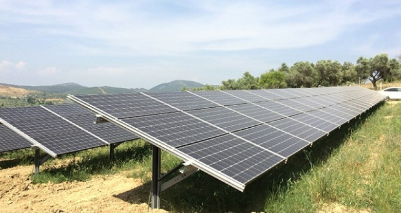 Kilis'e 5 MW'lik santral