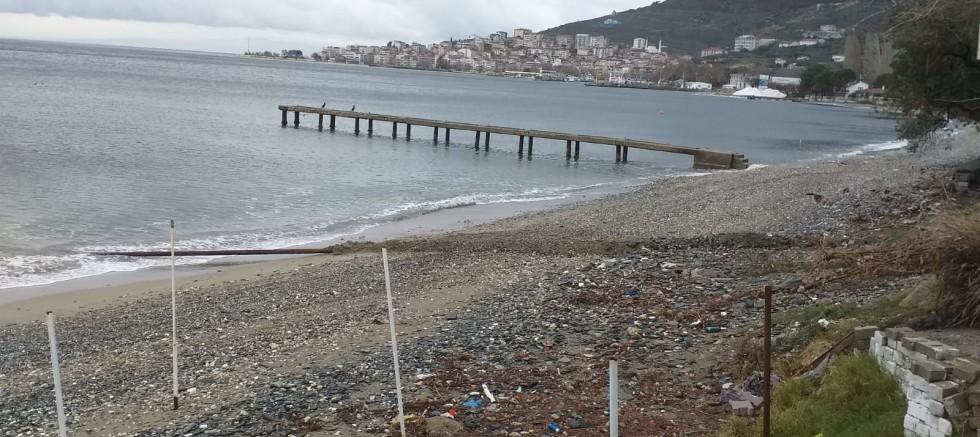Marmara Adası'na elektrik