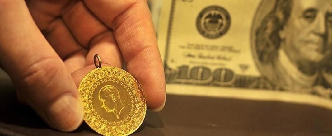 PİYASALAR - Dolar ve altın yükseldi