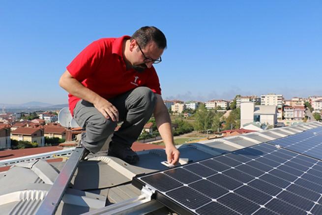 RÖPORTAJ - Her çatıya güneş paneli