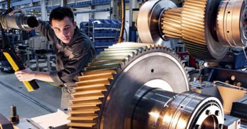 Sanayi üretimi Eylül'de yüzde 8.1 yükseldi