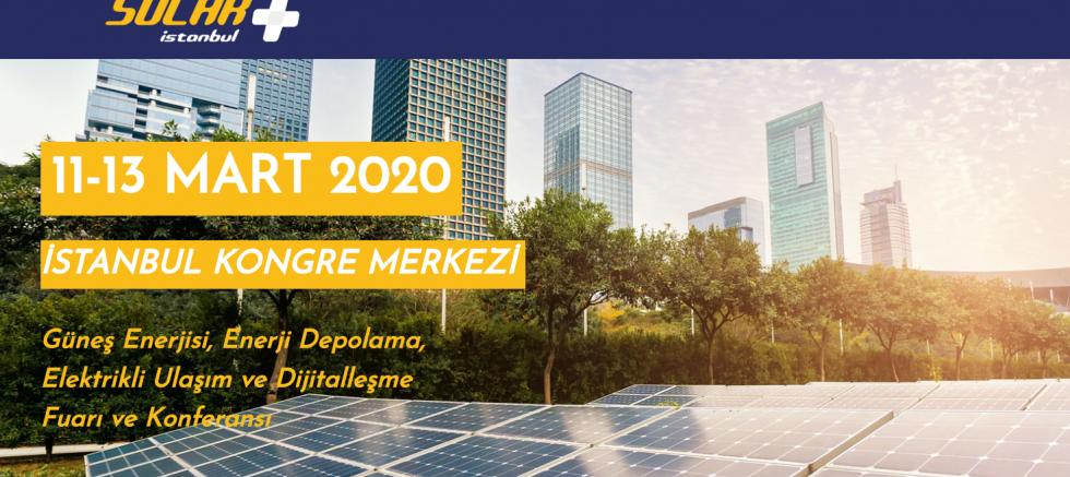 Solar İstanbul'da güneşte son nokta