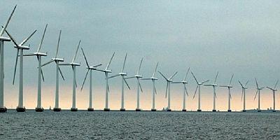 4.5 milyonun elektriği rüzgardan
