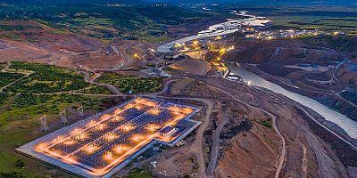 Bingöl'de barajlar üretime başladı