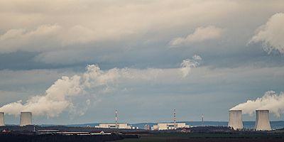 Rusya'daki nükleer santralde buhar sızıntısı !