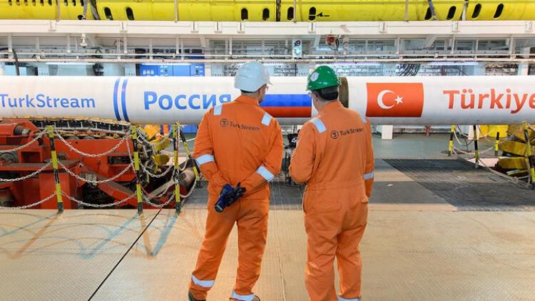 TürkAkım 506 milyon metreküp taşıdı