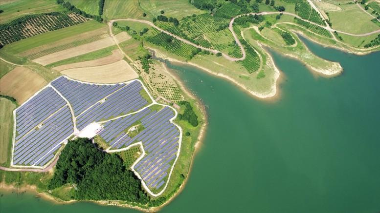 Elektrik kurulu gücü 96 bin MW ulaştı