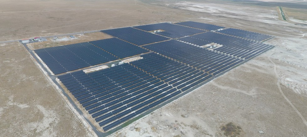 Türkiye'nin güneş enerjisi üretim üssü!