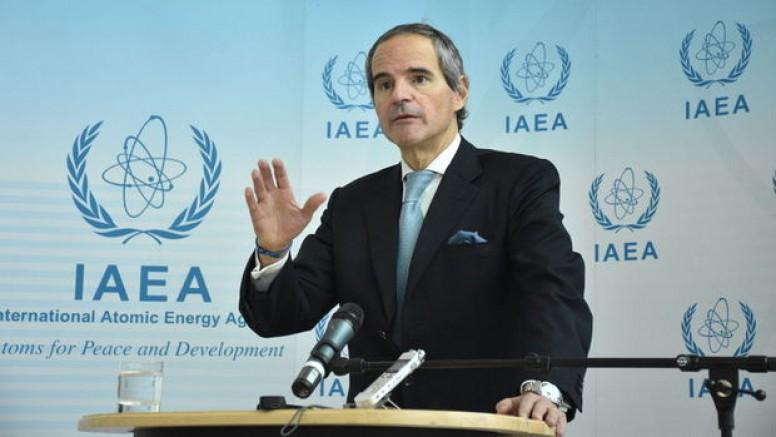 UAEA Başkanı Grossi'den açıklama