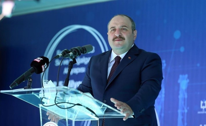 Varank, teknoloji etkinliğine katıldı