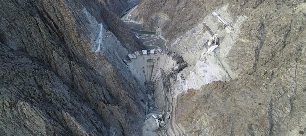 Yusufeli Barajı'nda yeni gelişme